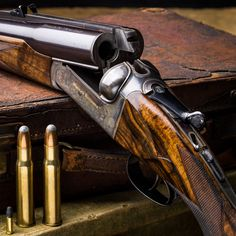 www.pinterest.com/1895gunner/  Westley Richards, Droplock, 577-500