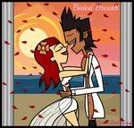 Total Drama Zoke- Bated Breath by Galactic-Red-Beauty