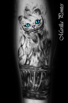 this is the Cheshire cat tattoo I want!1