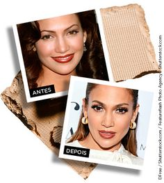 Antes e depois das sobrancelhas das famosas: elas transformam o rosto e, na cor e no formato certos, deixam o look de todas essas estrelas ainda mais moderno e trendy.