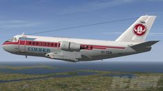 The VFW 614 was designed as a short-haul jetliner capable of using unprepared runways. Although the type had excellent flight capabilities, it was not a commercial succes...