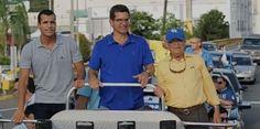 VÍDEO: @pedropierluisi celebra cierre de campaña con una...