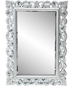 Buy Heart of House Isabella High Gloss Wall Mirror - Silver at Argos.co.uk - Your Online Shop for Mirrors.
