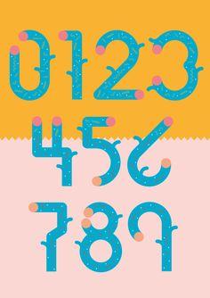 Yorokobu Numerografía 1