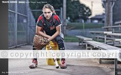 My senior photos softball pic will look like this. Baseball Team Pictures, Softball Senior Pictures, Girl Senior Pictures, Girls Softball, Sports Pictures, Senior Softball, Senior Pics, Senior Portraits, Softball Stuff