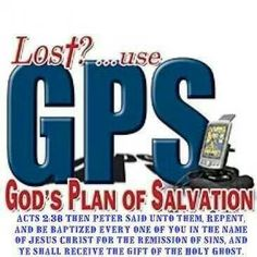 Gods Plan of Salvation !
