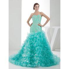 Mermaid Wedding Dresses are trending Wedding Trends 2015-2016 via Polyvore featuring dresses and wedding dresses