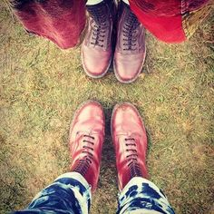 Mummy and daughter Doc picture ♡ #skinbyrd #skingirl #skinhead #family #drmartens #b | OnInStagram