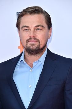 """Leonardo DiCaprio Photos Photos - Producer Leonardo DiCaprio attends the """"Before the Flood"""" premiere during the 2016 Toronto International Film Festival at Princess of Wales Theatre on September 9, 2016 in Toronto, Canada. - 2016 Toronto International Film Festival - 'Before the Flood' Premiere"""