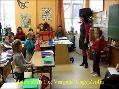 Jó gyakorlat az iskolában (17.) - YouTube Teaching, Education, School, Youtube, Math Resources, Onderwijs, Learning, Youtubers, Youtube Movies