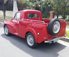 1959 Morris Minor Pickup : Registry : The AutoShrine Network Vintage Cars, Antique Cars, Morris Minor, Online Cars, Engine Types, New Trucks, Pick Up, Car Show, Old And New