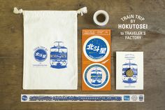 Midori Travelers' Notebook: Hokutosei collection