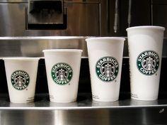 Starbucks Secret Size: The Short