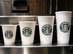 Starbuck's secret size! Not feeling a venti, grande or even a tall? Try a short instead! http://www.starbuckssecretmenu.net/starbucks-secret-size-the-short/