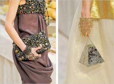 Chanel bag pre-fall-2012 by Michaela