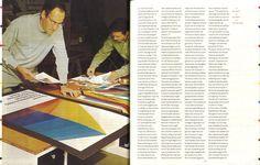 Typografie; Irma Boom (vormg.) - Otto Treumann - 1999