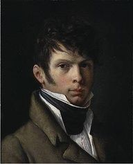 Arnauld de Beaufort, by Pierre Paul Prud'hon, c 1818