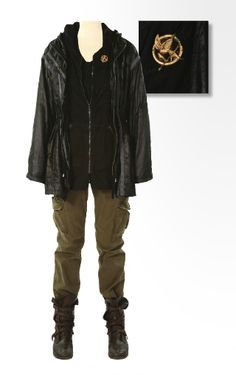 The Hunger Games Costumes on the Auction Block - Tyranny of Style
