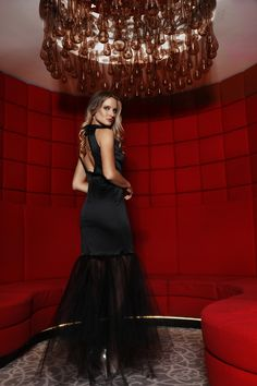 0a92bb9a1c Suknia wieczorowa Margherita - Martino-Demi - Sukienki maxi Cekiny