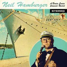 Neil Hamburger sails again.