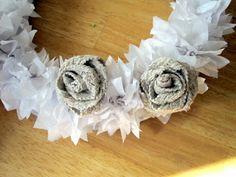 Craft, Interrupted: Winter Wreath