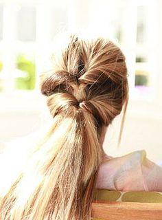 Paso a paso con Braid Twist 2 | Weblog de la cabeza! | Revista OHLALÁ!