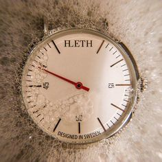 Clean design.  #ALeth #UNKNOWN  lethwatches.com