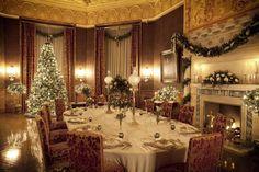 The Breakfast Room at George Vanderbilt's Biltmore Estate -- Asheville NC