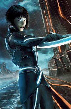 Tron Legacy Book Cover by Justin Marimon, via Behance Science Fiction, Fiction Movies, Sci Fi Movies, Movie Tv, Cult Movies, Movies 2019, Tron Legacy, Cyberpunk Girl, Cyberpunk Fashion