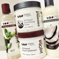 Product Favotite: Eden Body Works