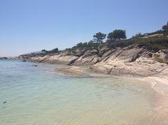 Mirsini Beach, Diaporos Island Photo from Diaporos in Halkidiki | Greece.com