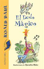 el dedo mágico (ebook)-roald dahl-9788420493534