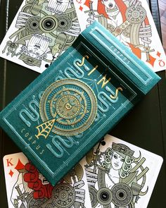 SINS Corpus #playingcards - this deck along with its counterpart were inspired by the Original Sin and the Seven Deadly Sins. We are amazed at how well Giovanni @thirdway_industries crafted this deck. Its absolutely beautiful. Buy a pack in our shop