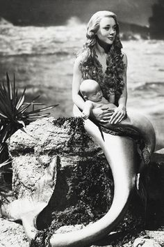 "vintagegal: ""Glynis Johns in Miranda (1948) """
