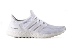 """adidas Has Another """"Triple White"""" Ultra Boost on Tap"""
