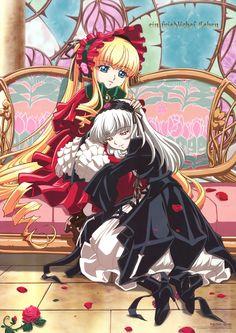 Shinku e Suigintou