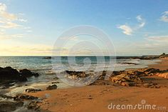 Rock And Ocean - Download From Over 38 Million High Quality Stock Photos, Images, Vectors. Sign up for FREE today. Image: 62674668