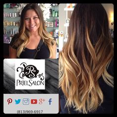 ombre bayalage