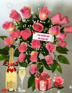 Diy And Crafts, Happy Birthday, Lily, Table Decorations, Facebook, Editing Photos, Apps, Happy Brithday, Urari La Multi Ani