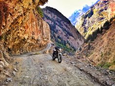 A Time To Ride: The road to the Helmet Stories Secret Campsite Royal Enfield, Campsite, Mud, Grand Canyon, Helmet, Rocks, Adventure, Water, Travel