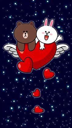 Rilakkuma Wallpaper, Cute Emoji Wallpaper, Love Wallpaper, Cute Cartoon Wallpapers, Disney Wallpaper, Winter Wallpaper, Cute Hug, Cute Love Gif, Cute Love Pictures