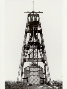 """Bernd und Hilla Becher Zeche """"Neu-Iserlohn"""", Bochum-Werne Ruhrgebiet, Deutschland, 1963/64 Silbergelatine"""