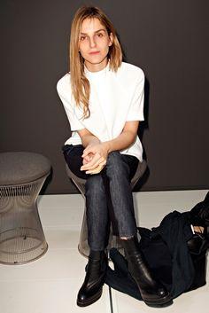 Gaia Repossi at Balenciaga F12