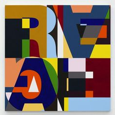 Heimo Zobernig, Untitled, 2011, Acrylic on canvas