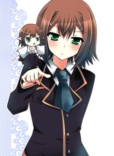 Hideyoshi from Baka And Test: Summon The Beasts.