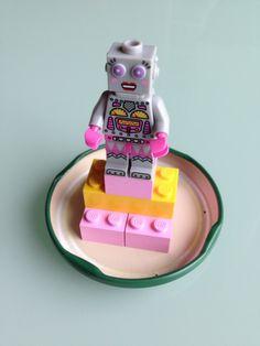 Etape 5 - Tuto LEGO la boule à paillettes