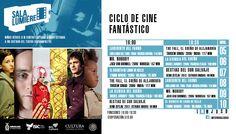 Cartelera Sala Lumiére, Ciclo de Cine Fantástico. Del 5 al 10 de abril de 2016. Dos funciones: 16:00 y 18:30 horas. Cooperación: $10.00 #Culiacán, #Sinaloa.