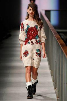 """""""Yerse se inspira en su propia historia"""" - Presentación Yerse FW 14/15 080 Barcelona Fashion.  Noticiero Textil.  Noticias y actualidad de los sectores textil, confección y moda http://www.noticierotextil.net/"""