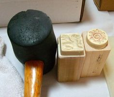 Soap stamping tutorial (photos)