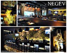 Negev - Jakarta // urbanouteaters.com